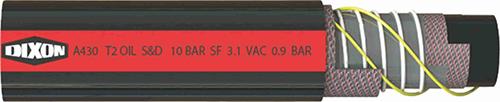 A430-T2 10 Bar Oil Suction & Discharge Hose