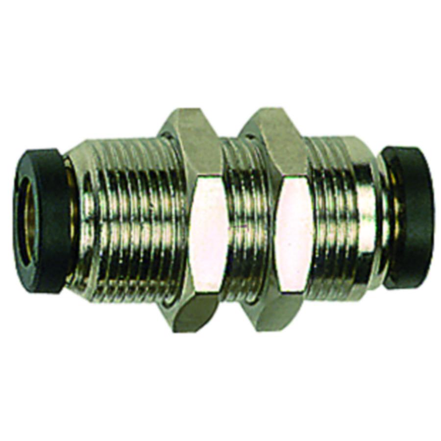Female bulkhead connectors - click-clock