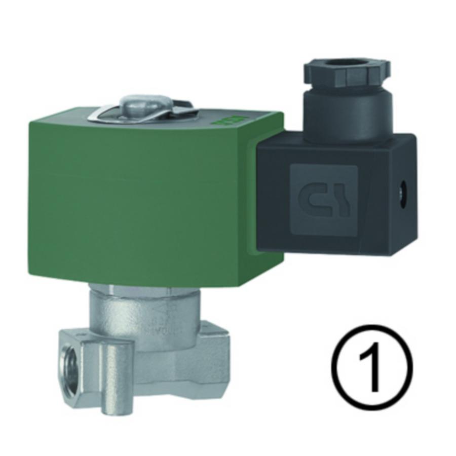 Solenoid valves - 2/2 3/2 ES