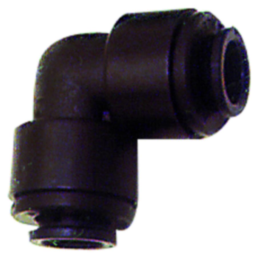 Angle connector - POM
