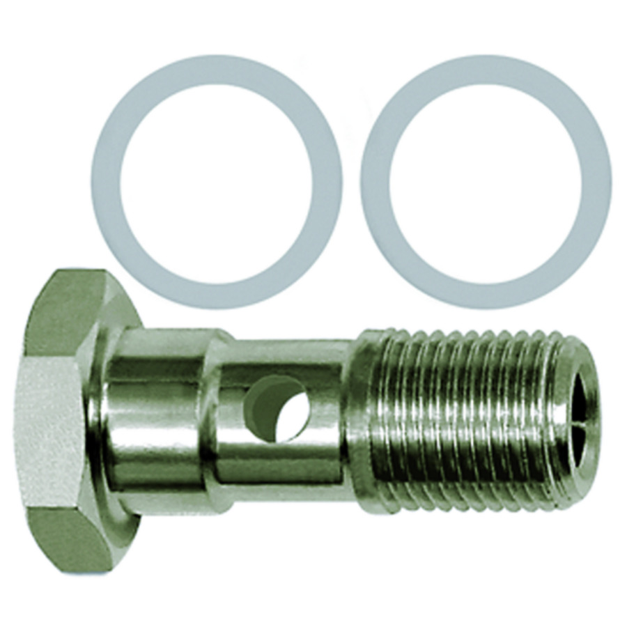 Banjo bolts - stainless steel