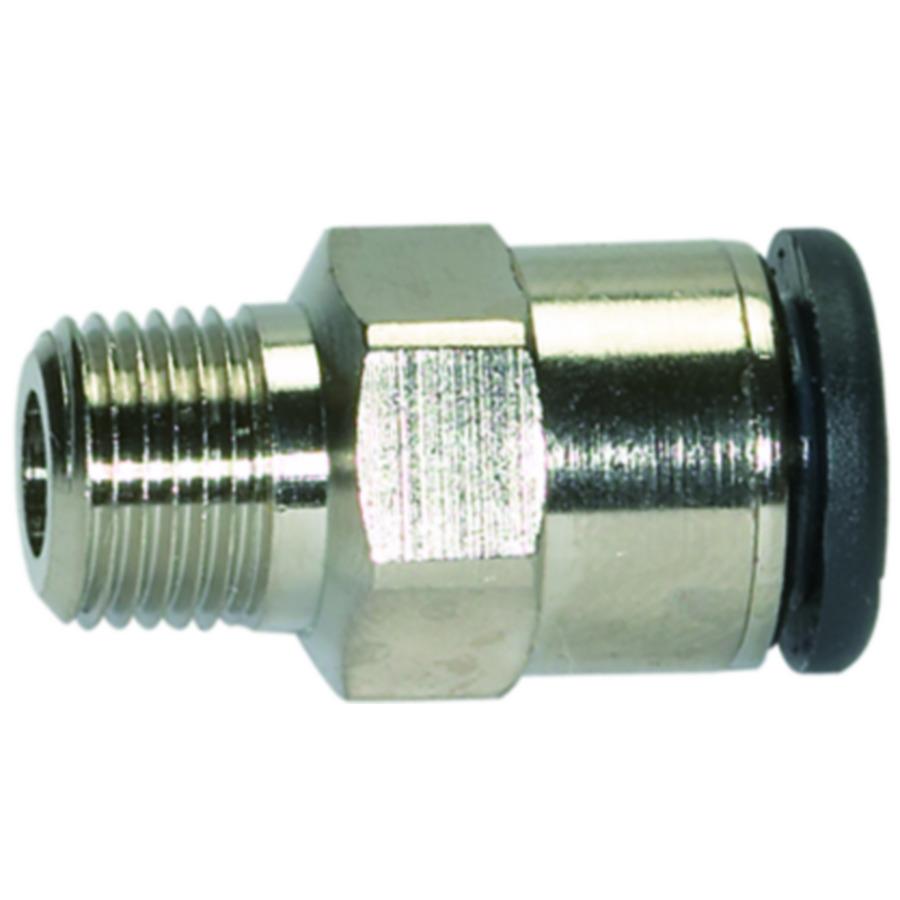 Male connectors - click-clock
