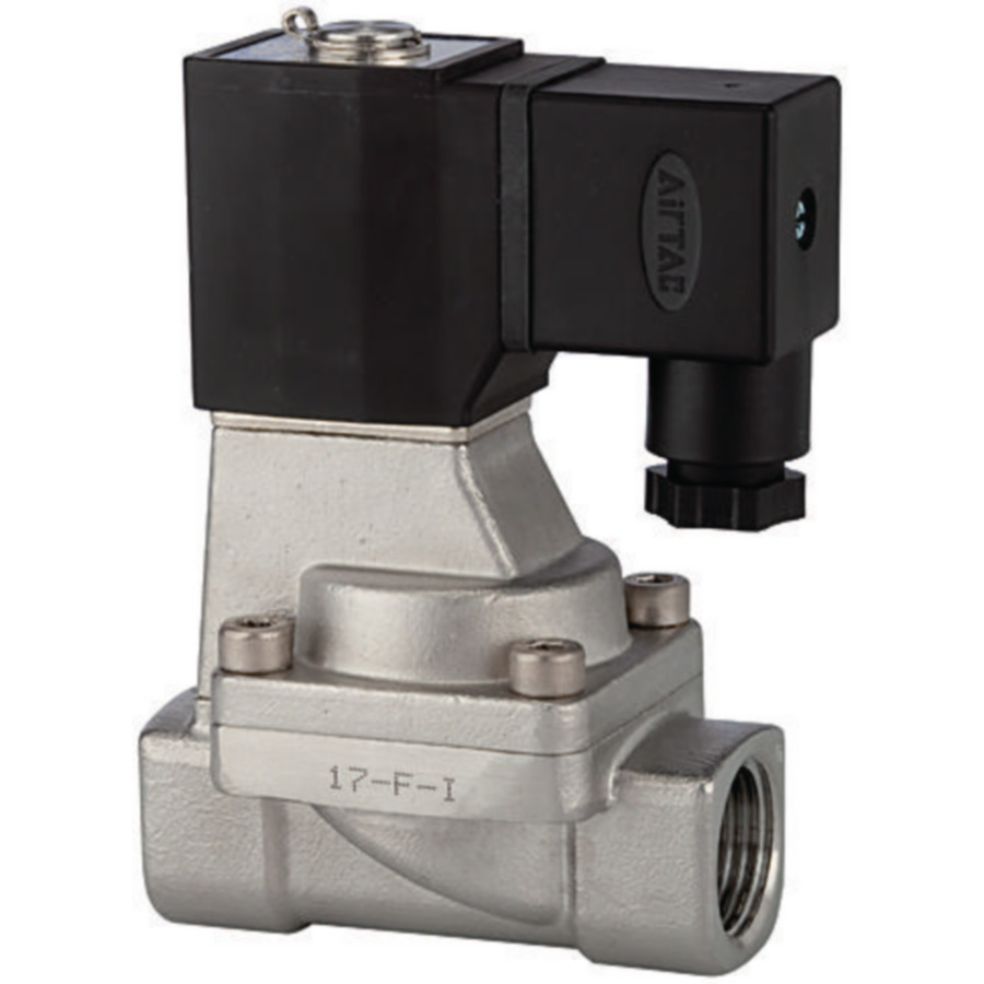 Solenoid valves - Stainless steel - AirSentials