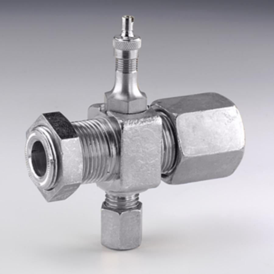 Резьбовые трубные соединения для пневматических тормозных систем