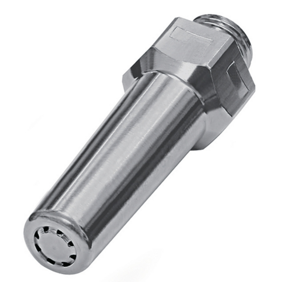 Safety nozzles for high-volume blow guns, 29 Series, Safety