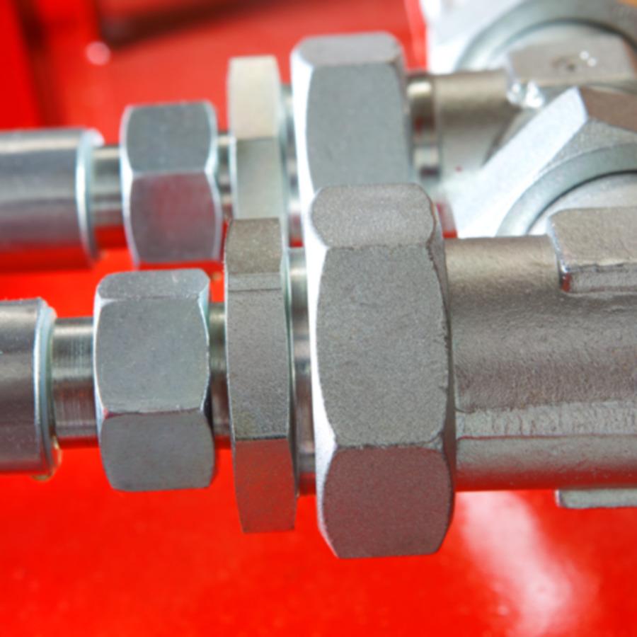 Резьбовые трубные соединения ISO 8434-1