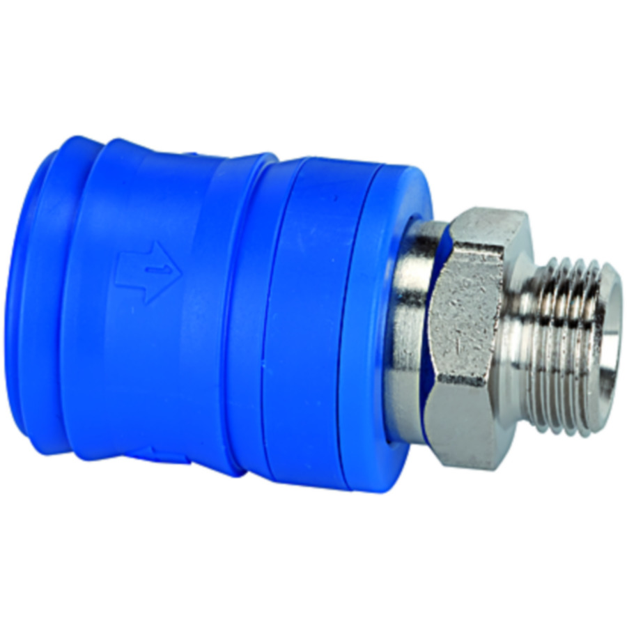 Safety couplings DN 7.4