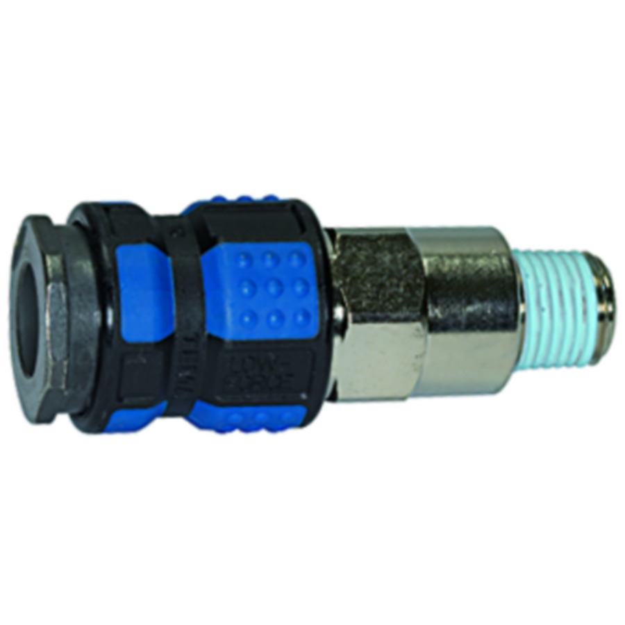 Quick disconnect couplings DN 7.8 - for extremely high flow rates