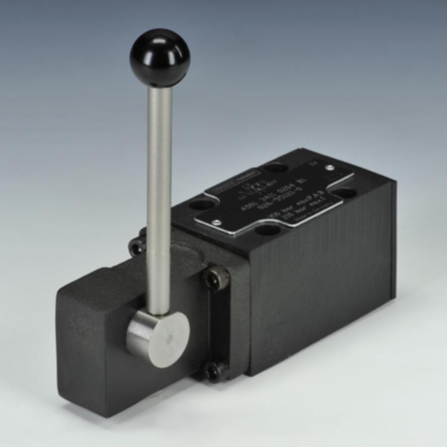 Клапаны с ручным управлением NG6 тип 41