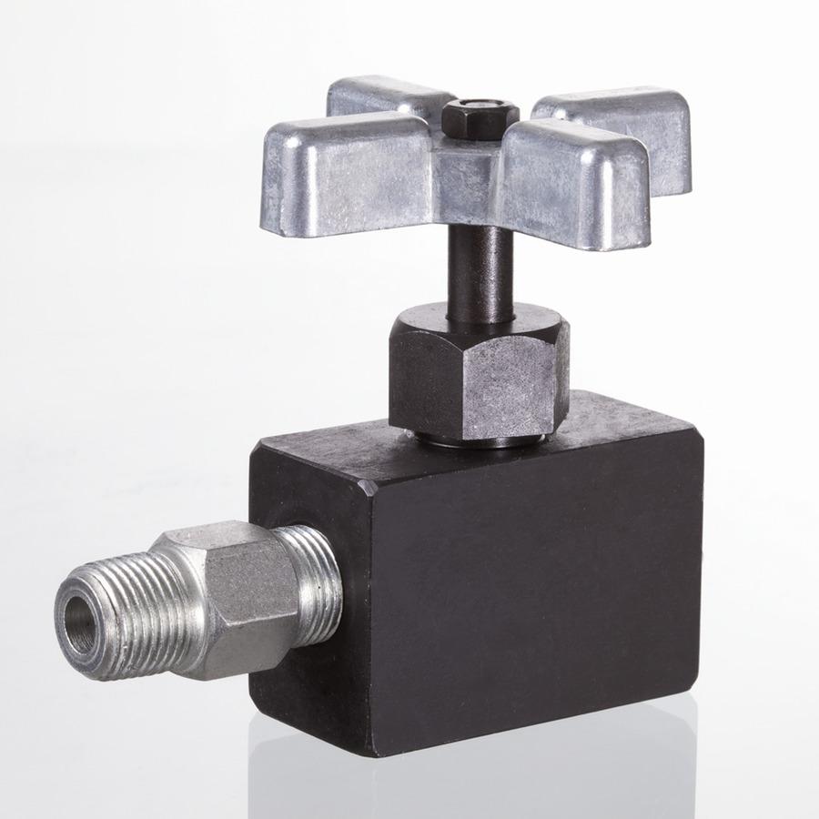 Игольчатые запорные клапаны