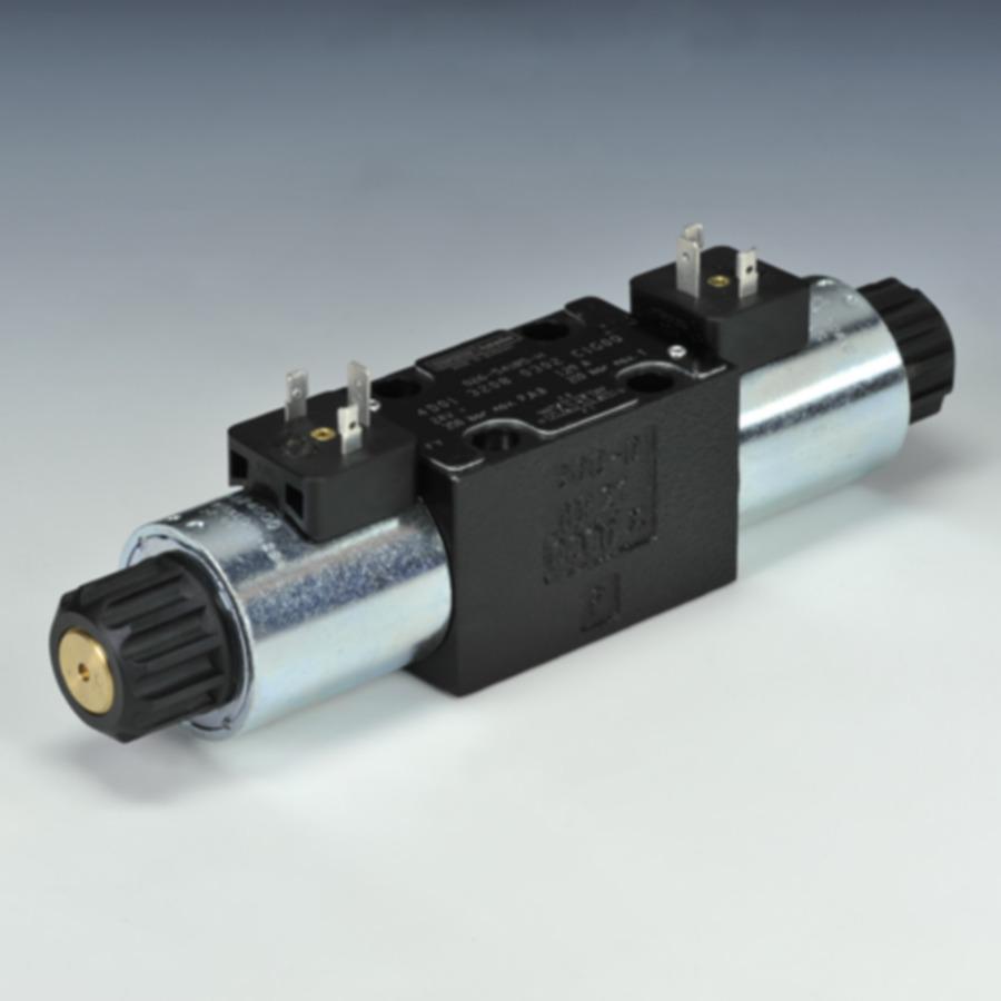Клапаны с электроуправлением NG6 тип 41