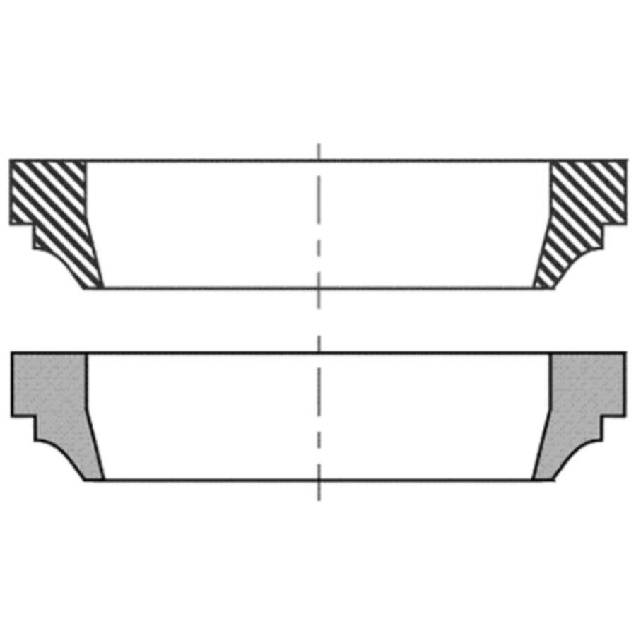 Скребковая манжета DSR, DSR-P