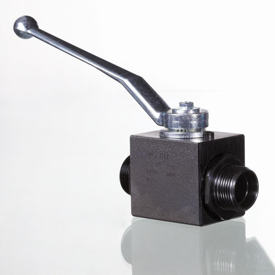Резьбовые трубные соединения 24° DIN 2353