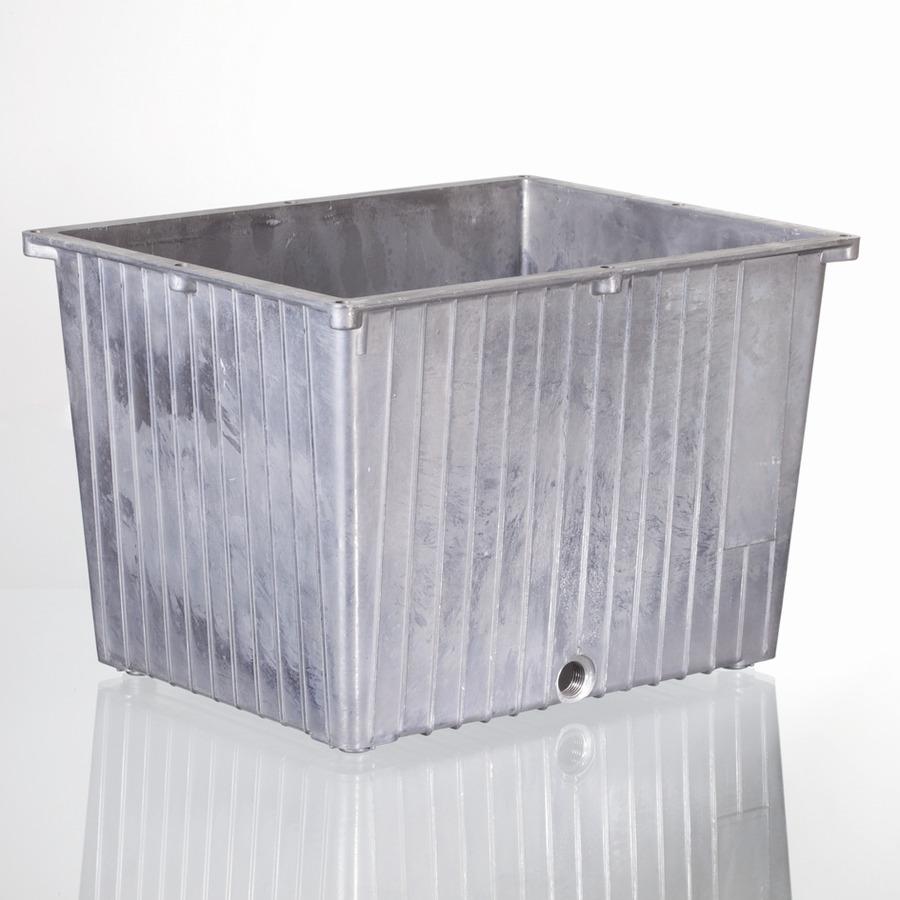 Гидравлические баки из алюминия