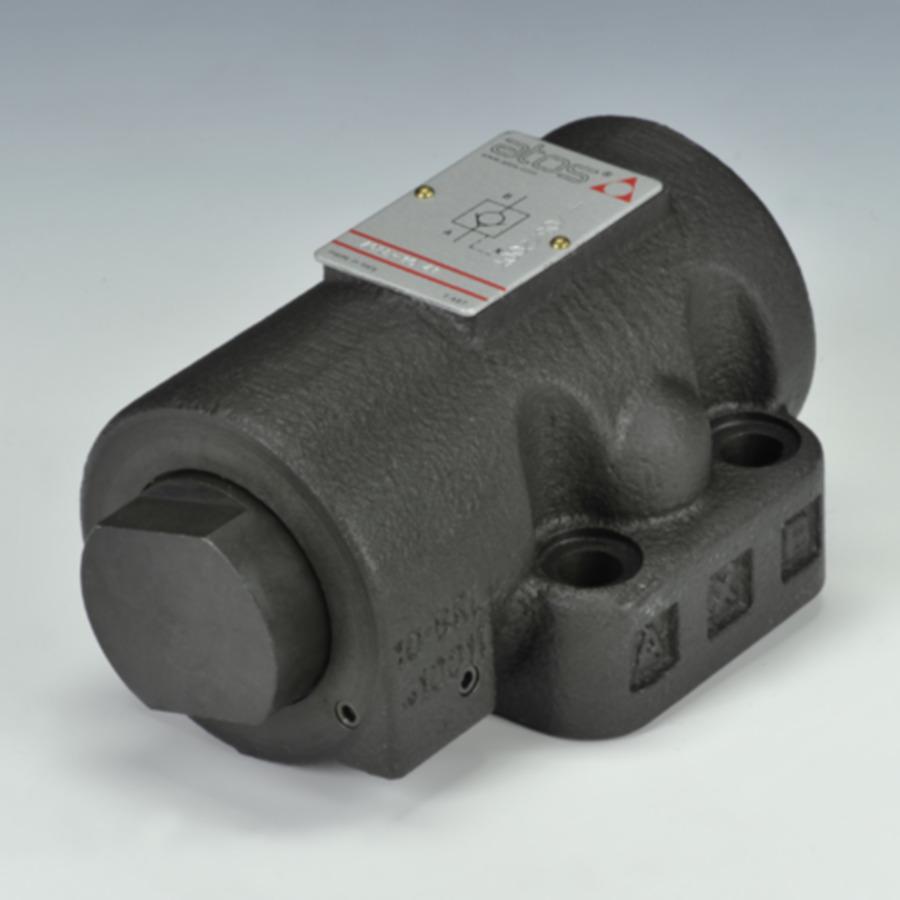Клапаны Cetop для монтажа на соединительной пластине