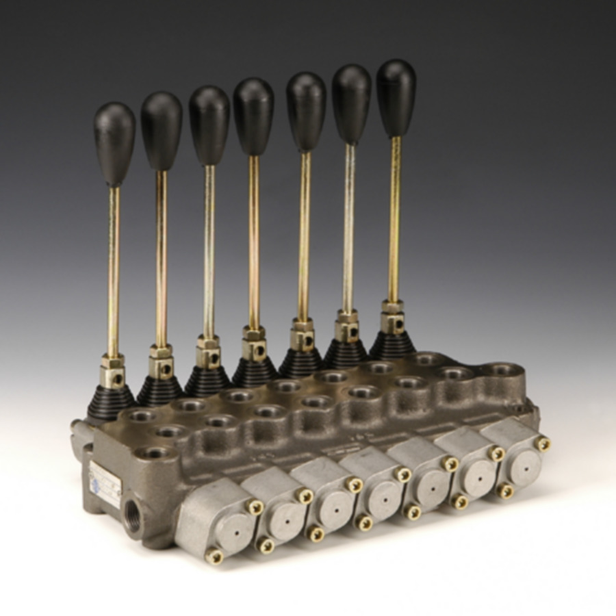 Моноблочный клапан, серия BM40
