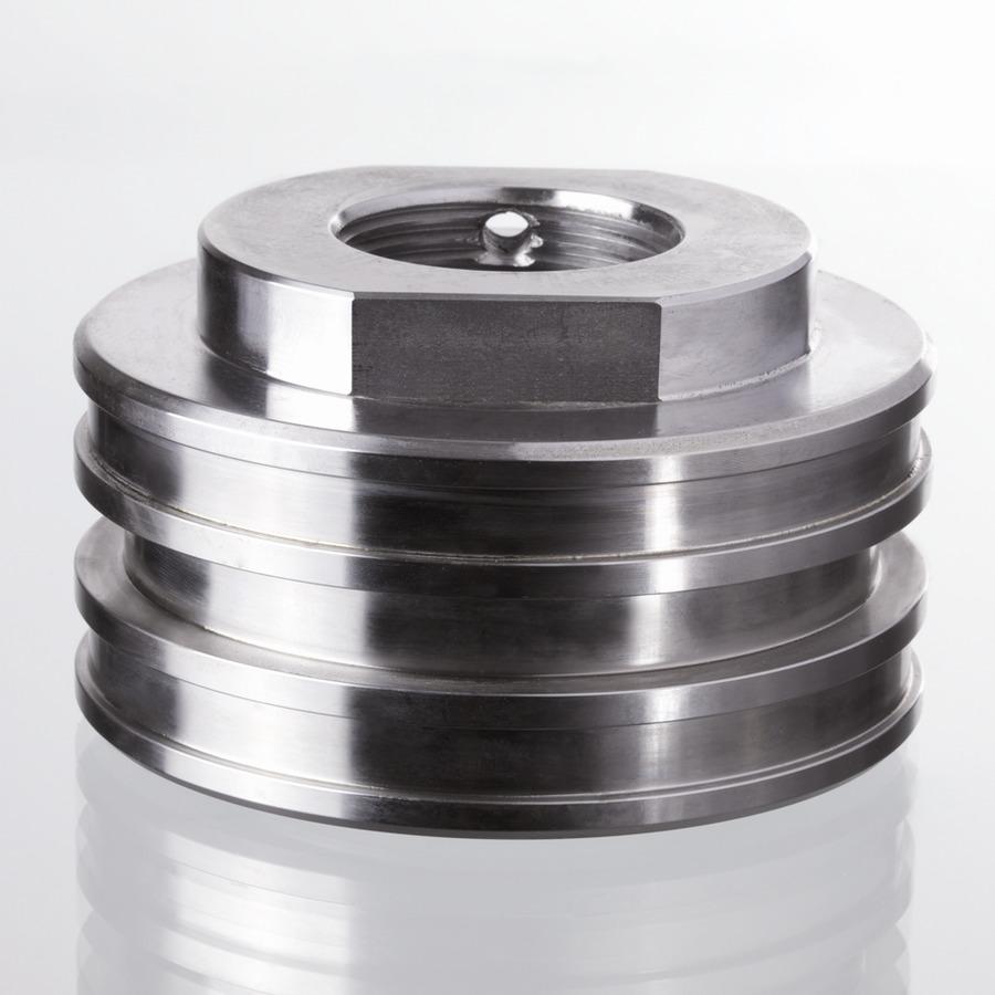 Винтовой поршень для цилиндра двойного действия 250 бар