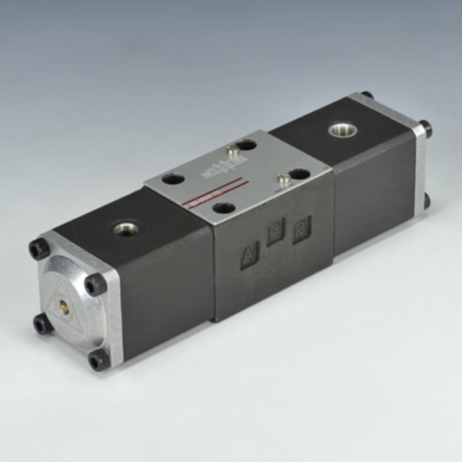 Ходовые клапаны с гидравлическим управлением NG6 тип DH