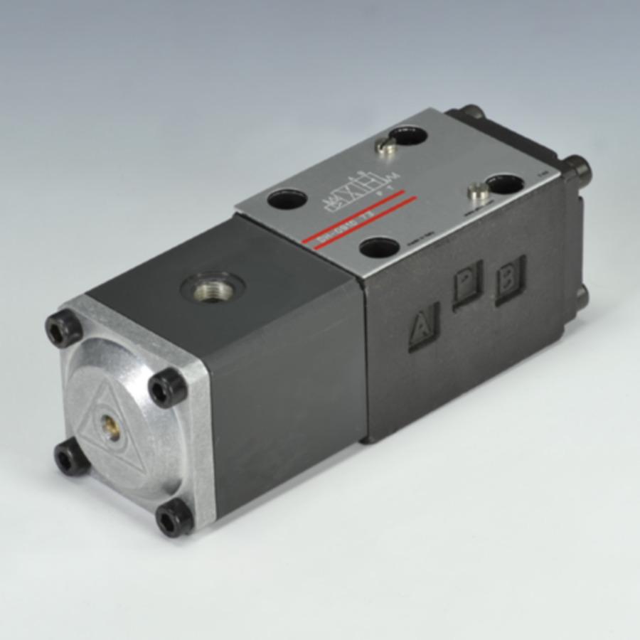 Ходовые клапаны с пневматическим управлением NG6 тип DH