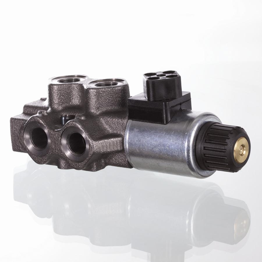 Электромагнитные клапаны для установки на трубопроводы