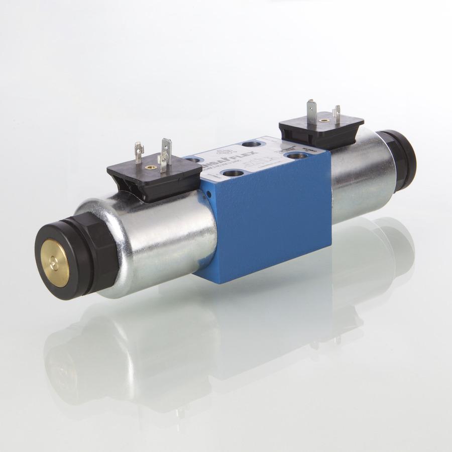 Электромагнитные клапаны NG6 тип DG
