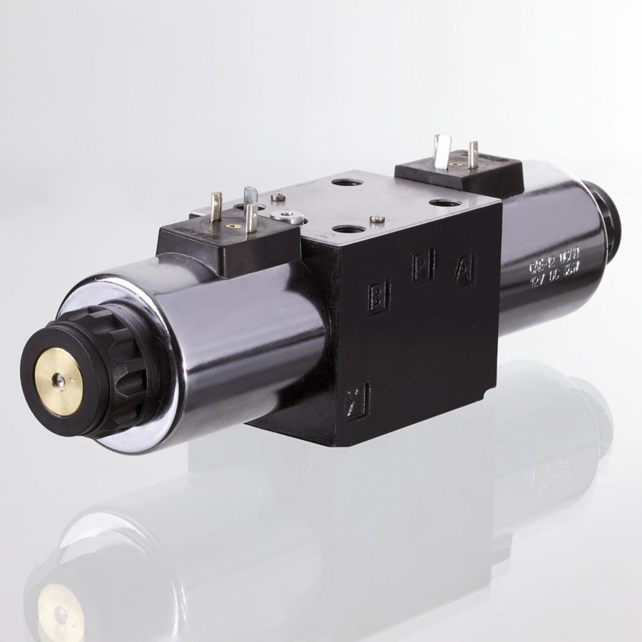 Клапаны с электроуправлением NG10 тип DK
