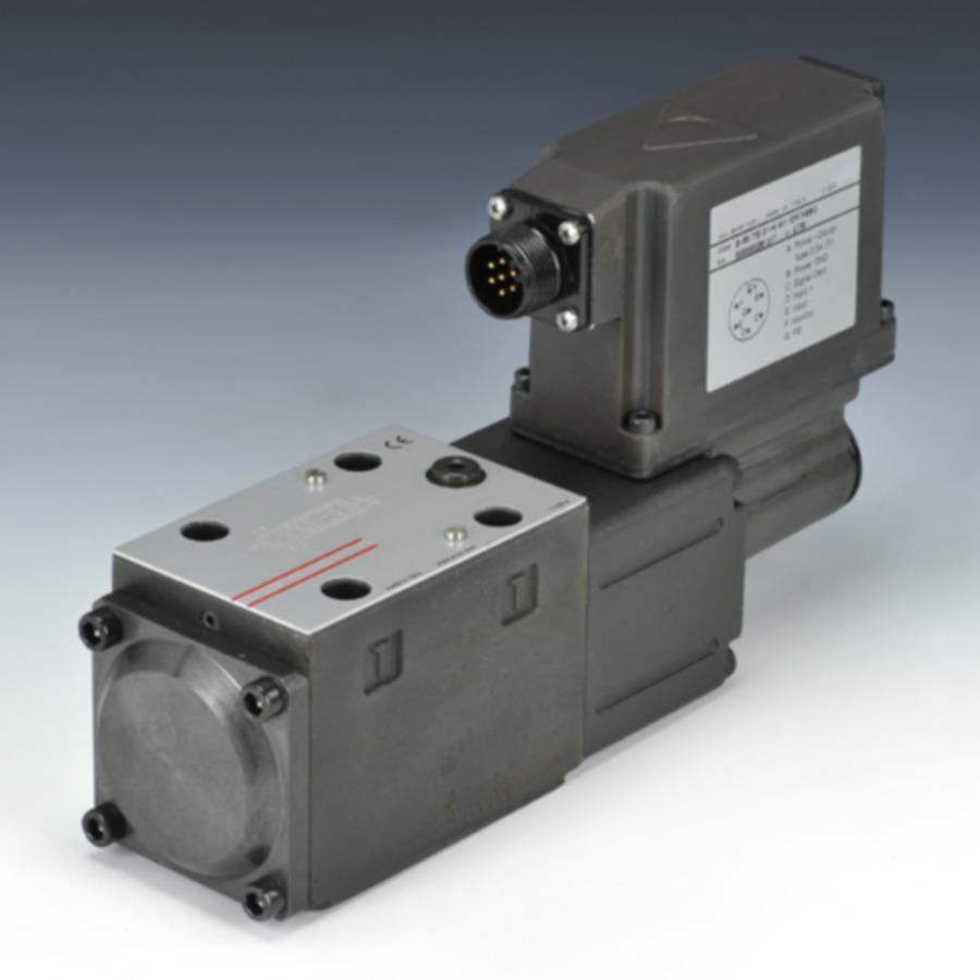Пропорциональные клапаны с электроуправлением NG 10