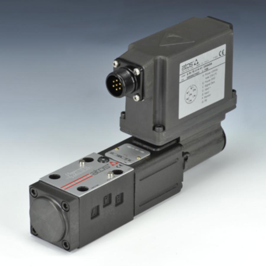 Пропорциональные клапаны с электроуправлением NG 6