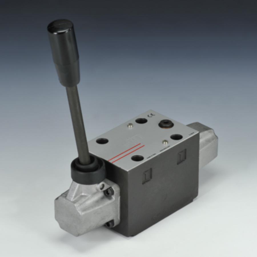 Клапаны с ручным управлением NG10 тип DK
