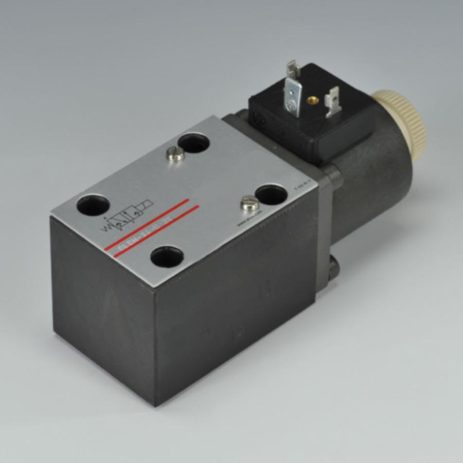 Ходовые седельные клапаны NG6 тип DLO
