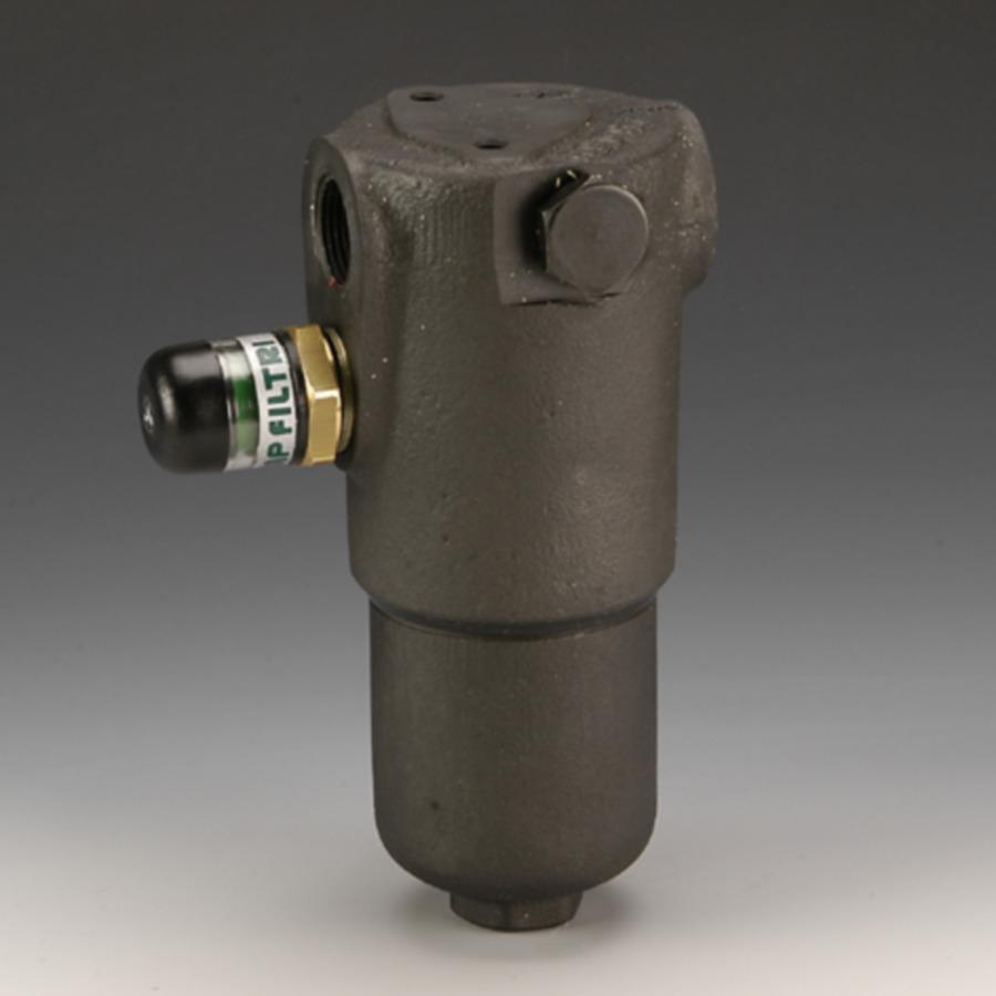 Укомплектованный нагнетательный фильтр