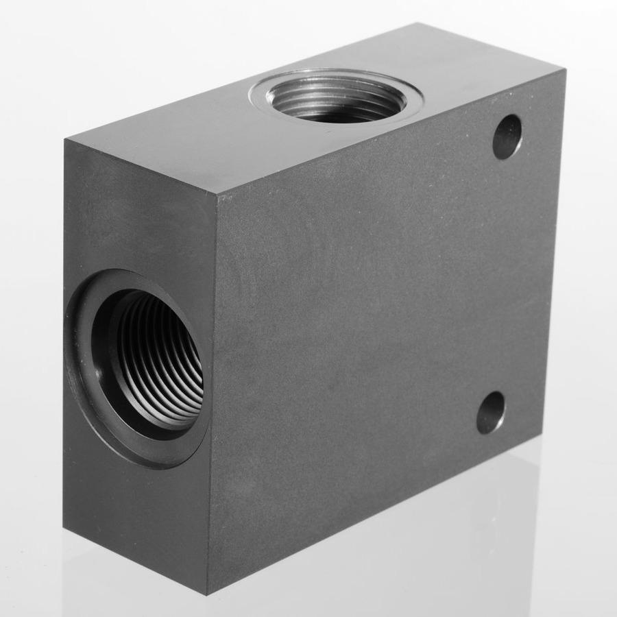 Корпус клапана сталь/ высокопрочный чугун - картридж SАЕ