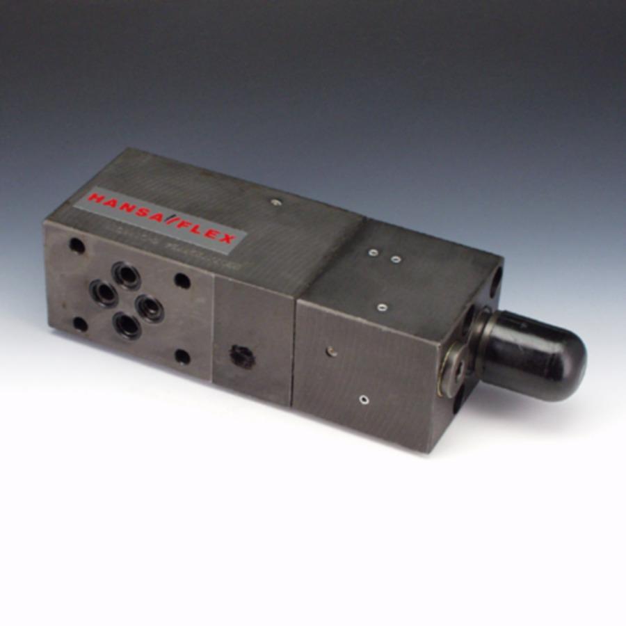 Клапаны разности давлений тип HC
