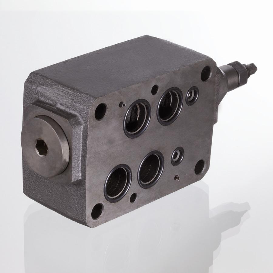 Обратные дроссельные клапаны, тип JPQ2