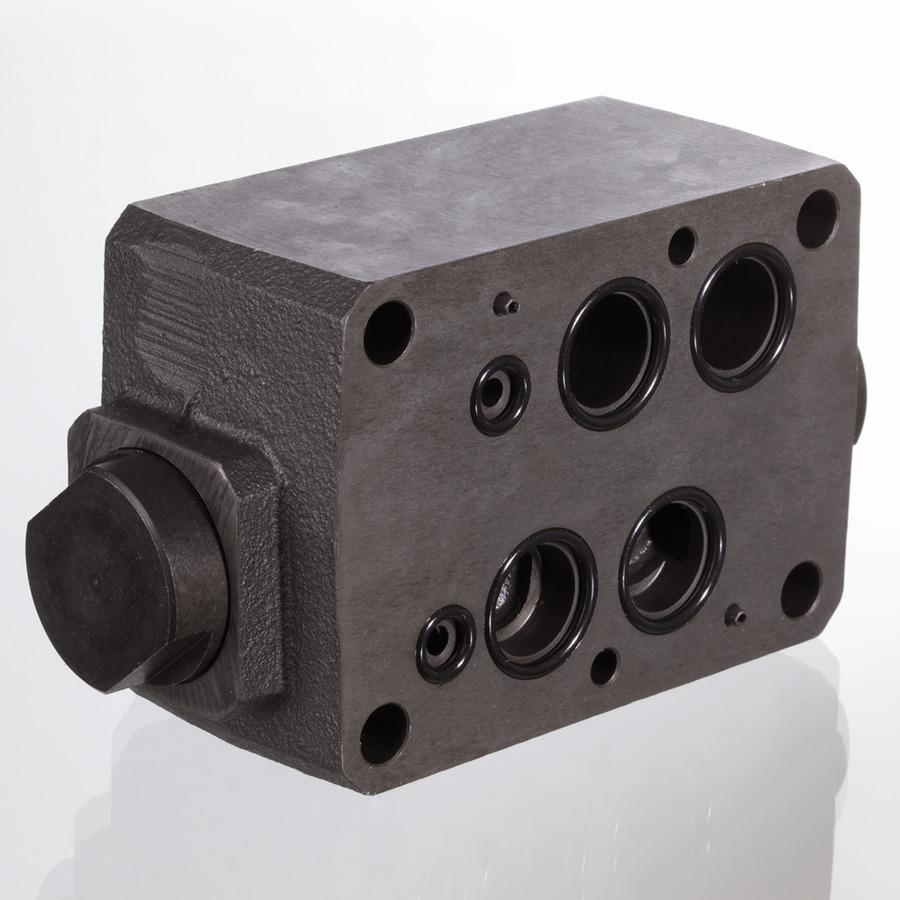 Клапаны блочного монтажа CETOP NG16