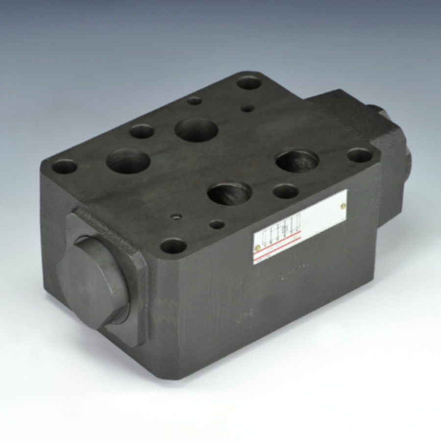 Клапаны блочного монтажа CETOP NG25