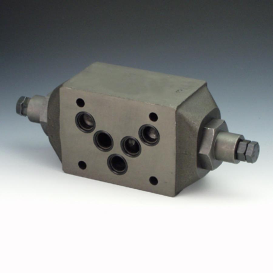 Дроссельные обратные клапаны тип KQ