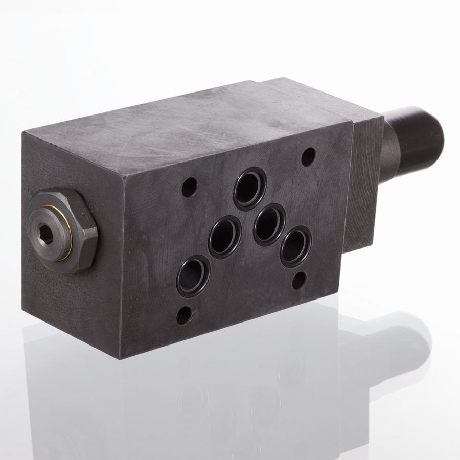 Клапаны подключения давления тип KS