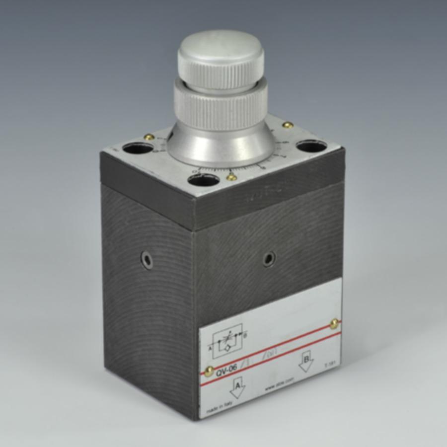 Клапаны регулирования тока