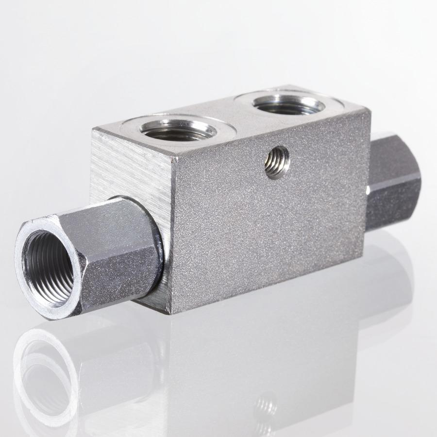 Встраиваемые клапаны для трубопроводов