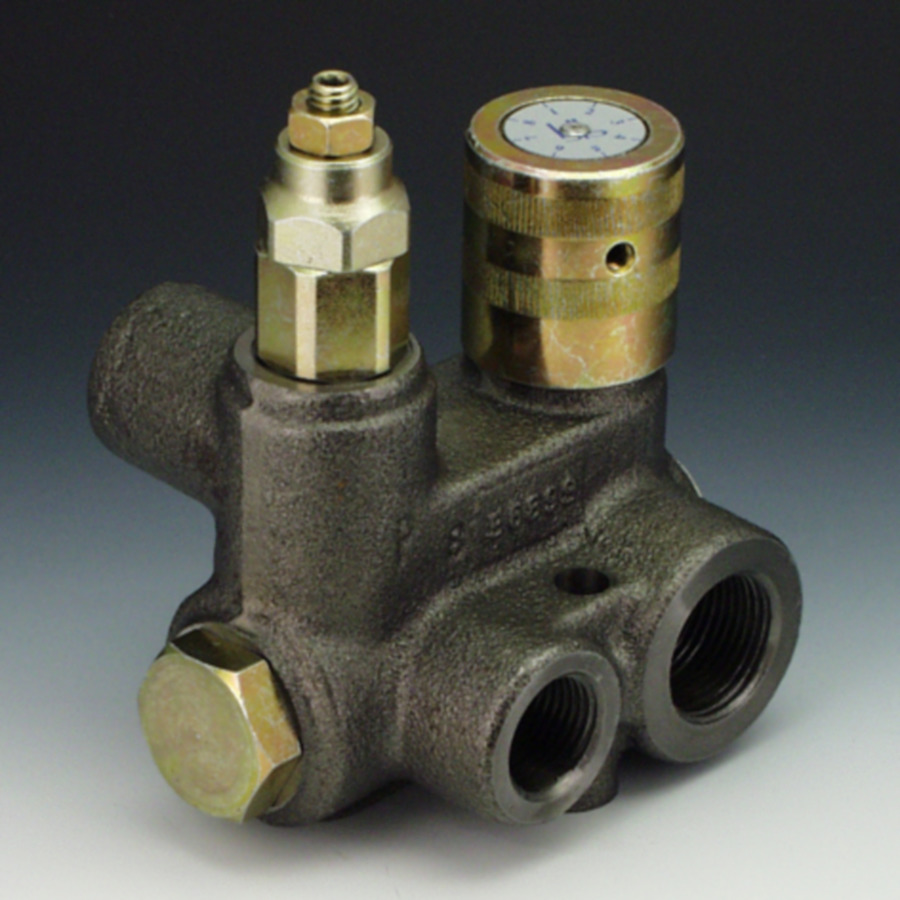 3-канальные клапаны-регуляторы потока