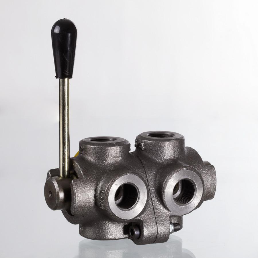 Золотниковые переключающие клапаны