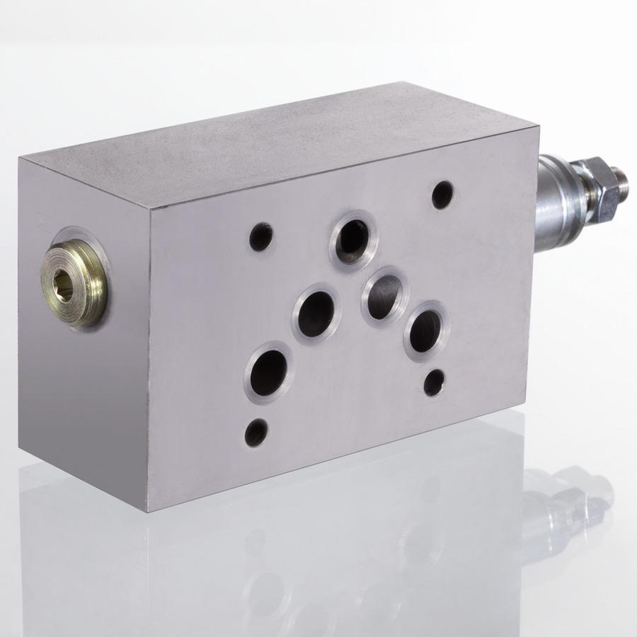 Клапаны блочного монтажа CETOP NG10