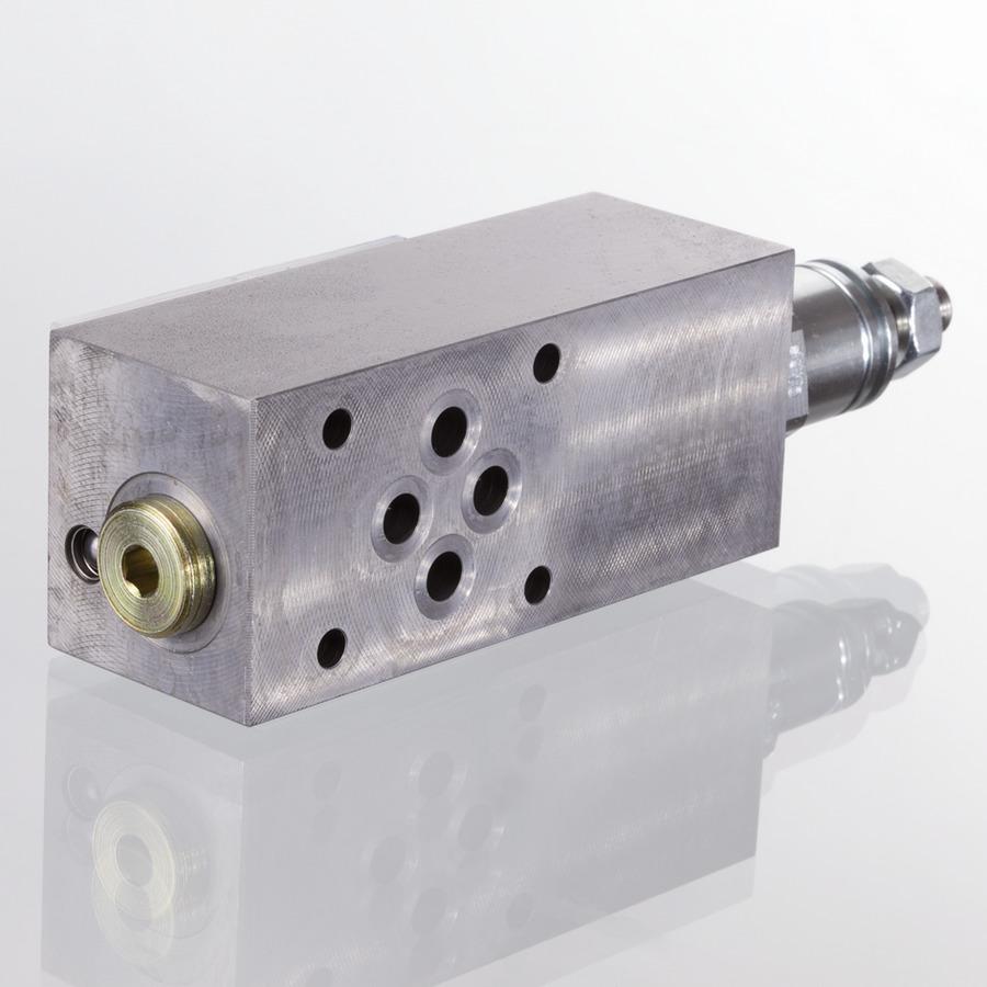 Клапаны блочного монтажа CETOP NG6
