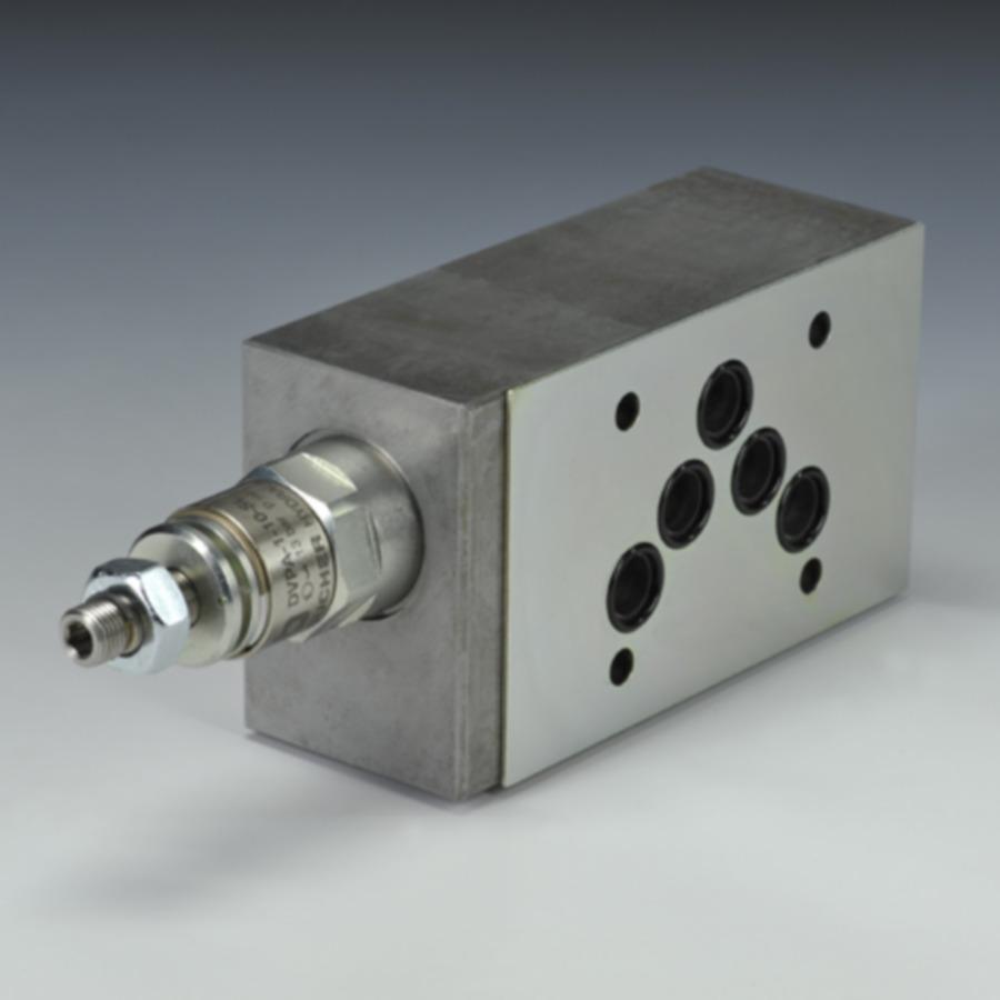 Клапаны ограничения давления, тип ZDV02
