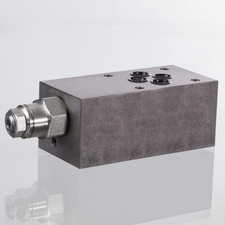 Тормозные клапаны, тип ZNS01