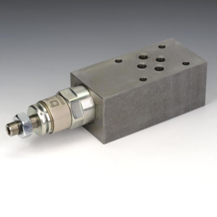 Клапаны ограничения давления, тип ZDV01
