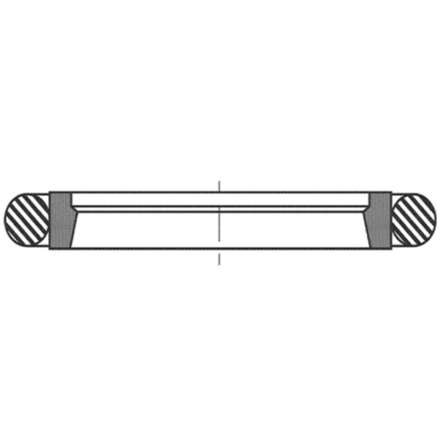 Комплект уплотнений для штока, IGR-B, IGRL-B