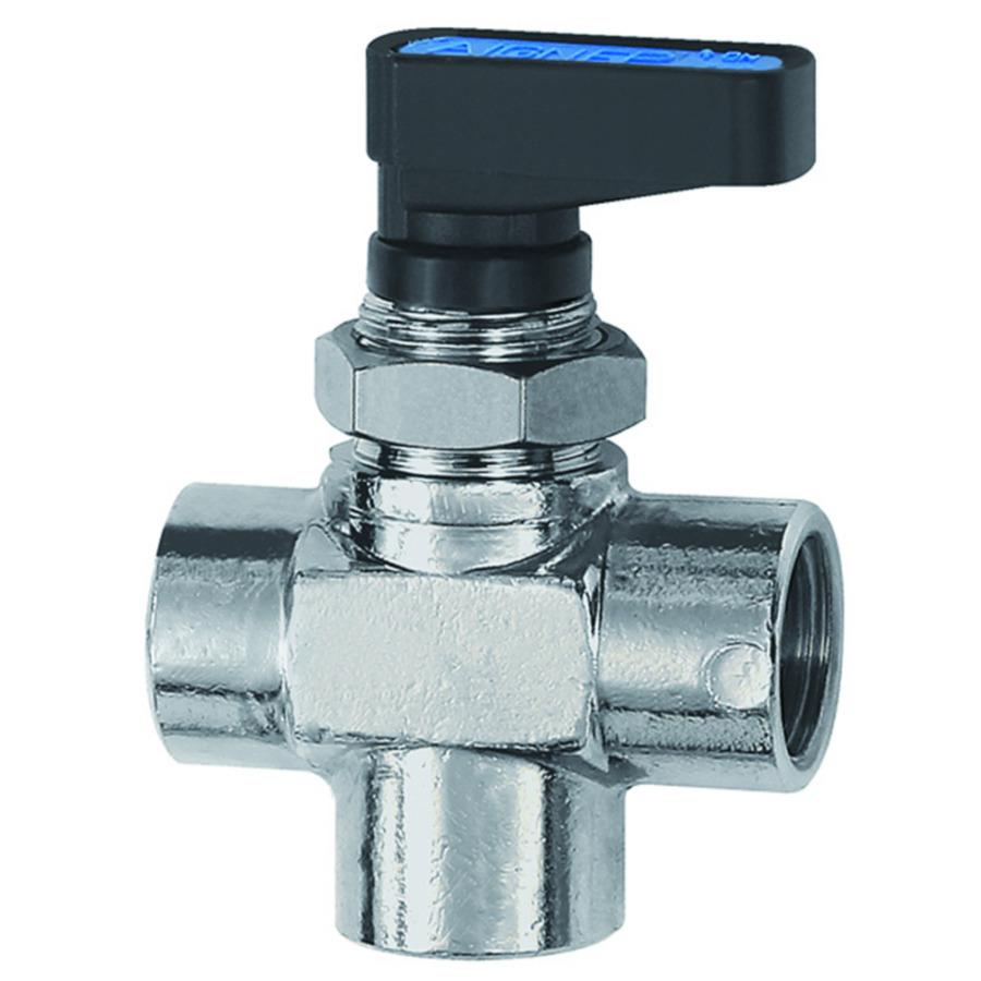 3-way mini ball valves