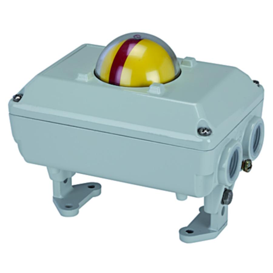End position feedback - Alu-inductive sensors
